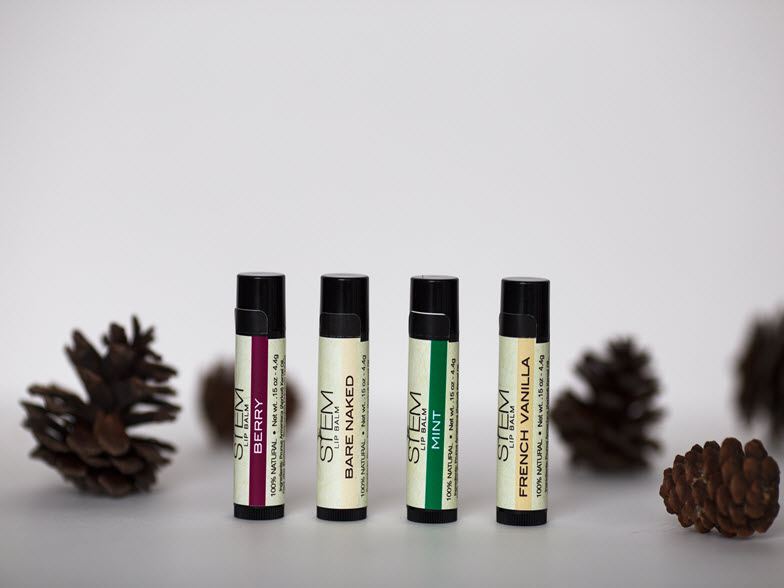Holiday Lip Balm 4-Pack