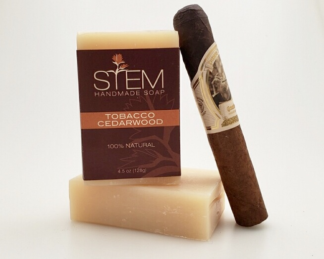 Tobacco Cedarwood Bar Soap