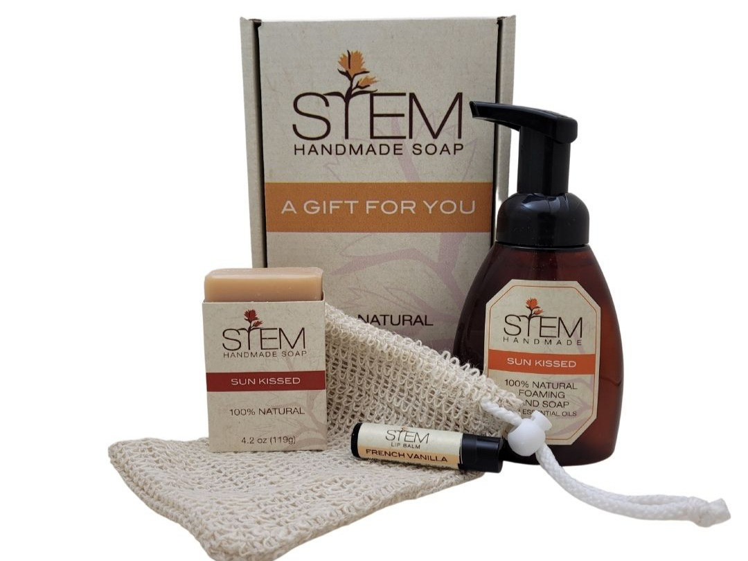 Sun Kissed Essential Gift Set