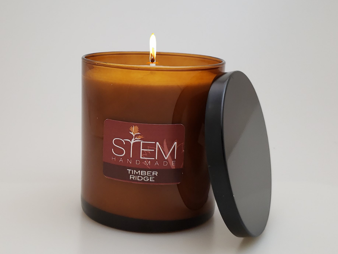 Timber Ridge Soy Candle
