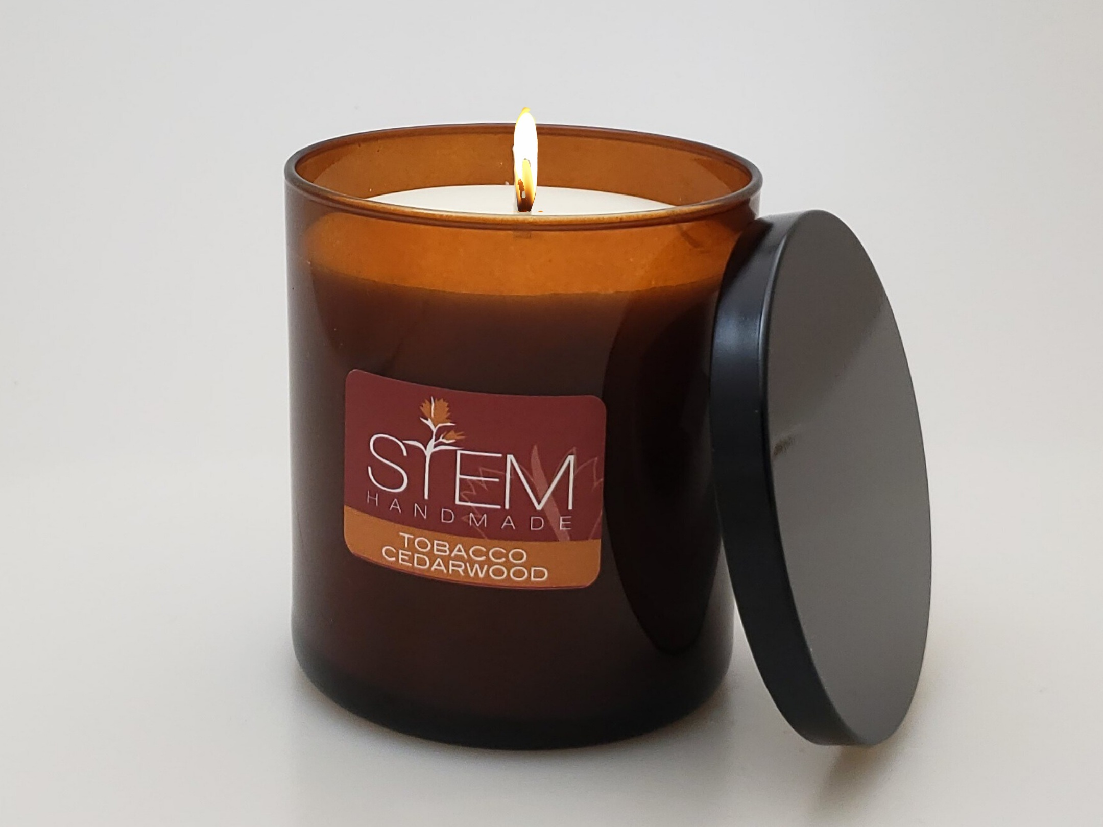 Tobacco Cedarwood Soy Candle